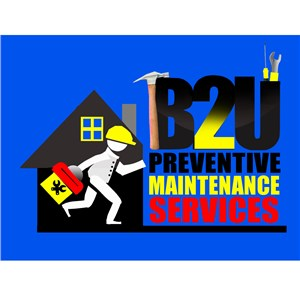 B2U Preventive Maintenance Services Logo