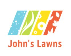 Johns Lawns Logo