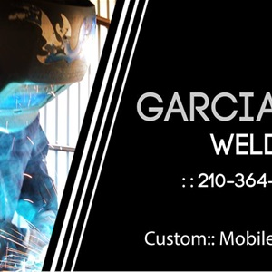 Garcias Custom Welding Logo