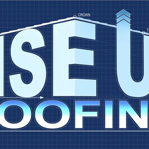 Rise Up Roofing Logo