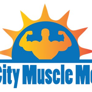 Sun City Muscle Movers Logo