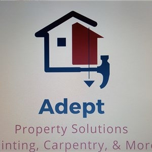 Adept - Property Solutions Logo
