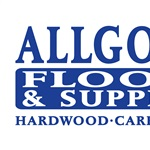 Allgood Floors AND Supplies Logo