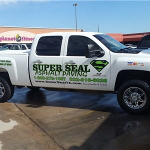 Super Seal Logo