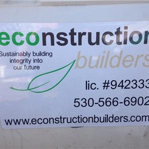 Econstructionbuilders Logo