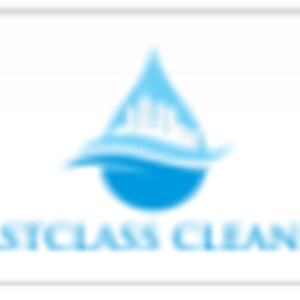 C&a First Class Cleaning Svc Logo