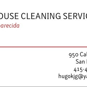 HG House Cleaning Logo