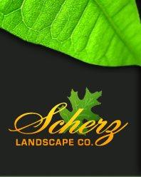 Scherz Landscape Co Logo