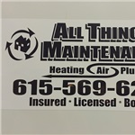 All Things Maintenance Cover Photo
