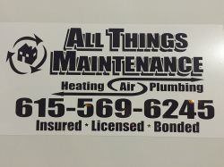 All Things Maintenance Logo