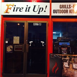 Fire It Up Cover Photo