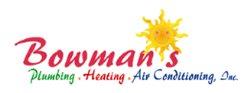 Bowmans Plumbing Heating A/C & Electrical Inc Logo