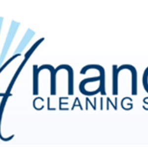 Amandas Cleaning Services Logo