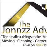 The Jonnzz Advantage Logo