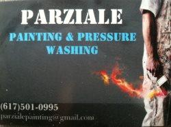 Parziale painting Logo