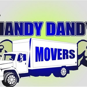 Handy Dandy Moving Service Logo