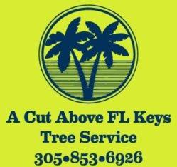 A Cut Above FL Keys, Inc. Logo