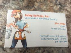 Jolley Services Logo