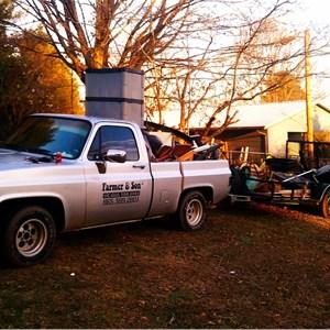 Farmer & Son Junk Removal Cover Photo