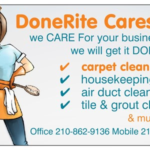 Done Rite Cares Cover Photo