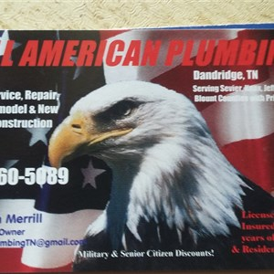 All American Plumbing Cover Photo