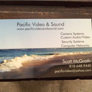 Pacific Video Sound & Security  Inc Cover Photo