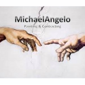 MichaelAngelo Painting & Contracting Logo