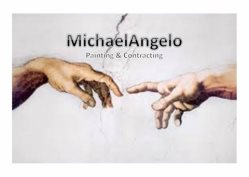 MichaelAngelo Painting & Contracting Logo