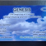 Genesis Heating And Air Conditioning Cover Photo