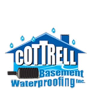 Cottrell Basement Waterproofing LLC Logo