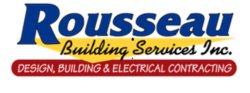 Rousseau Building Service Logo