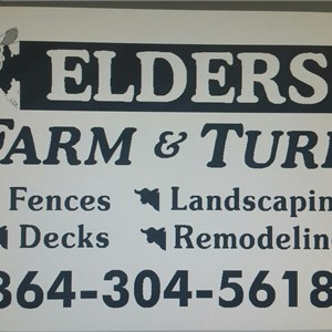 Elders Farm & Turf Logo