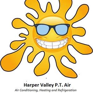 Harper Valley P.t.Air Logo