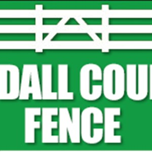 Kendall County Fence Logo