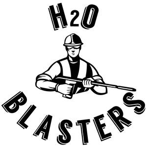 H2o Blasters Logo
