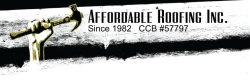 Affordable Roofing Incorporated Logo
