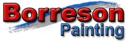 Borreson Painting Logo