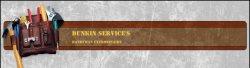Dunkin Services Logo