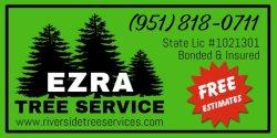 Ezra tree service Logo