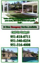 Ortega Tree Service and Lawn Maintenance Logo