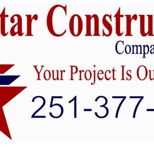 Tri-star Construction Co. Logo