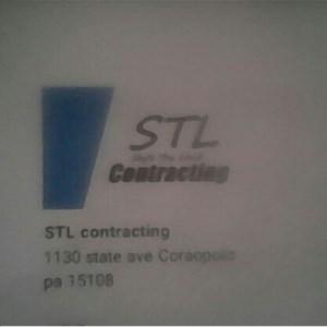 STL Contracting Logo