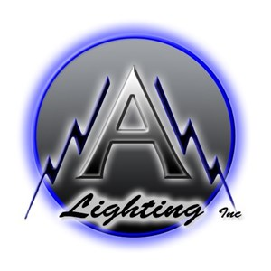A Lighting Logo