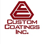 Custom Coatings Inc Logo