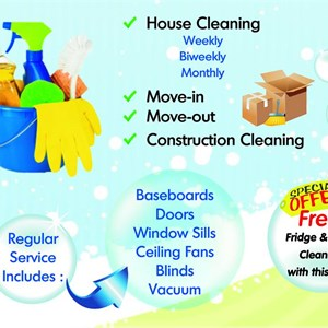 North Atlanta Cleaners Logo