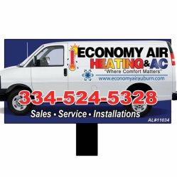 Economy Air Heating & AC Logo