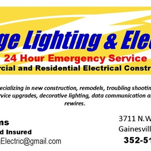 Image Lighting & Electric Logo