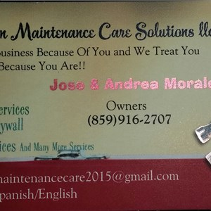 Downtown Maintenance Care Solutions Cover Photo