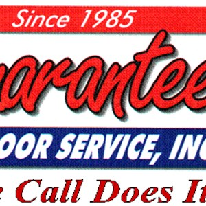 Guaranteed Door Service, Inc. Logo