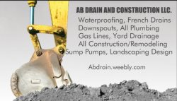 AB Drain And Construction, LLC. Logo